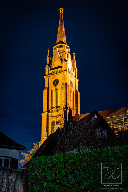 Langener Stadtkirche