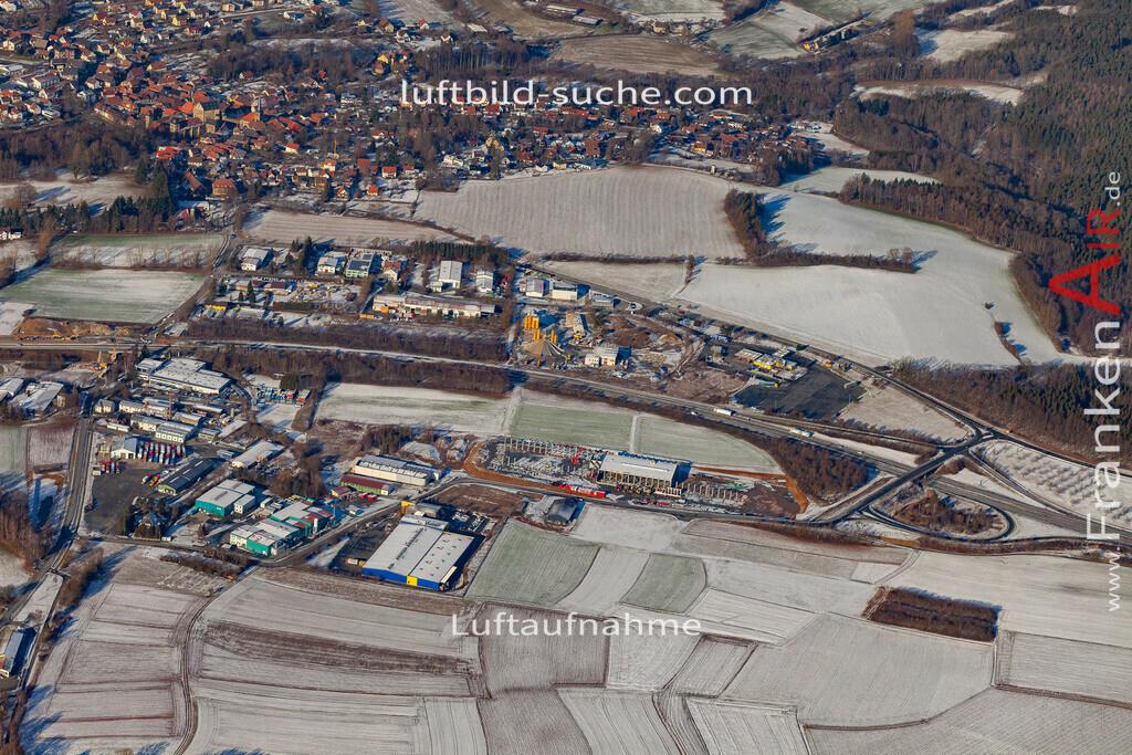 thurnau-19-153 | aktuelles Luftbild von  Thurnau - Luftaufnahme wurde 2019 von https://frankenair.de mittels Flugzeug (keine Drohne) erstellt.