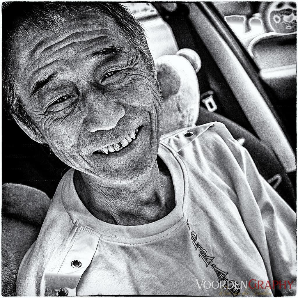 Taxidriver / China