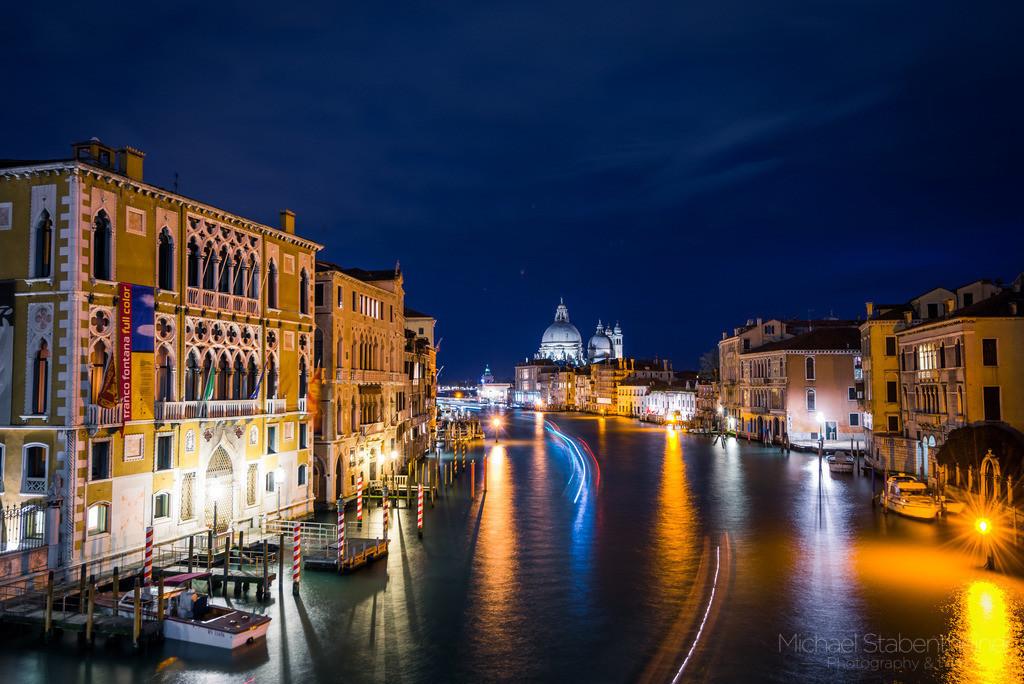 Venedig | Die Hafenstadt Venedig in Italien