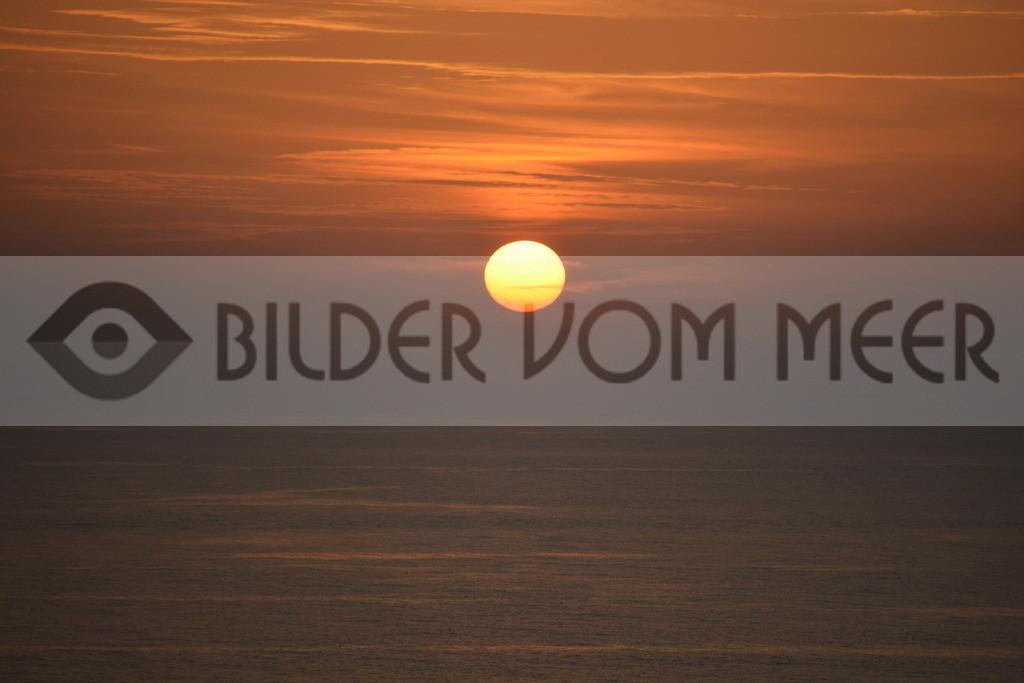 Bilder Sonnenuntergangvom Meer | Sonnenuntergang Bilder von Cadiz