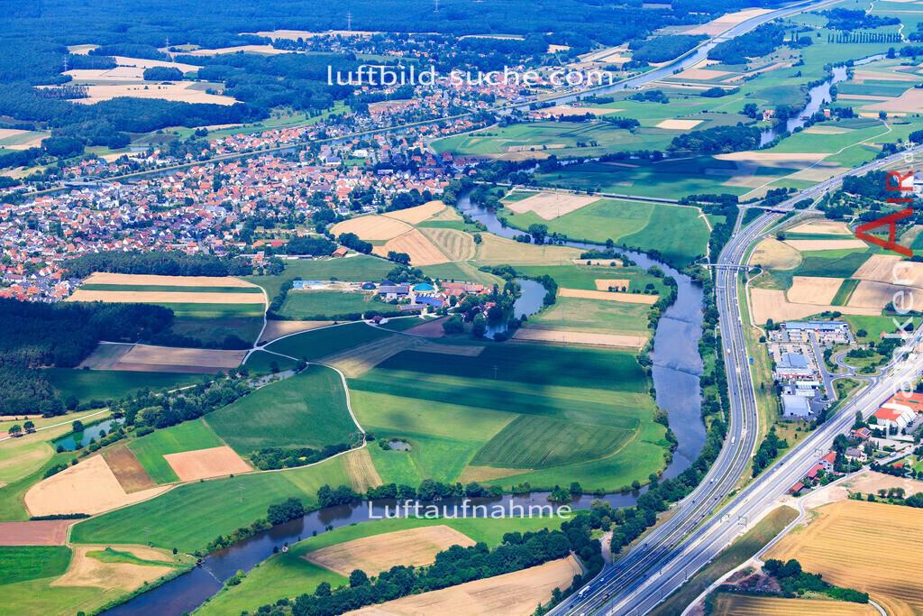 luftbild-moehrendorf-17-4858 | Luftbild von  Moehrendorf - Luftaufnahme wurde 2017 von https://frankenair.de mittels Flugzeug (keine Drohne) erstellt - die Geschenkidee