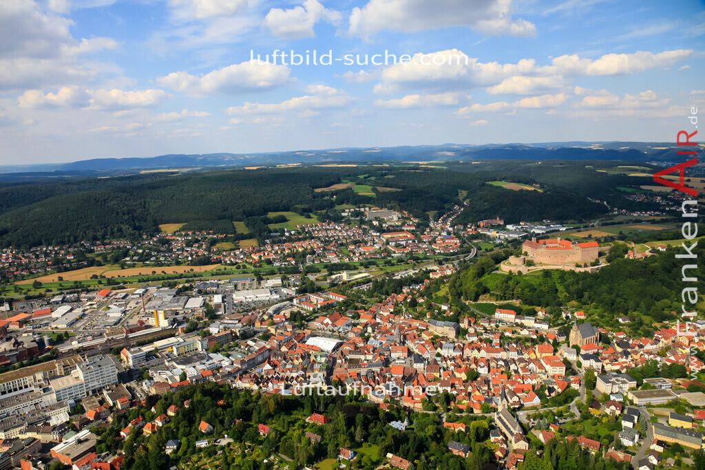 luftbild-kulmbach-2009-1459 | Luftbild von  Kulmbach - Luftaufnahme wurde 2009 von https://frankenair.de mittels Flugzeug (keine Drohne) erstellt - die Geschenkidee