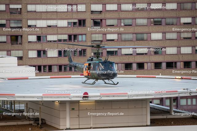 IMG_7599 | Der SAR63 beim Start vom Heliport der Uni Klinik Düsseldorf