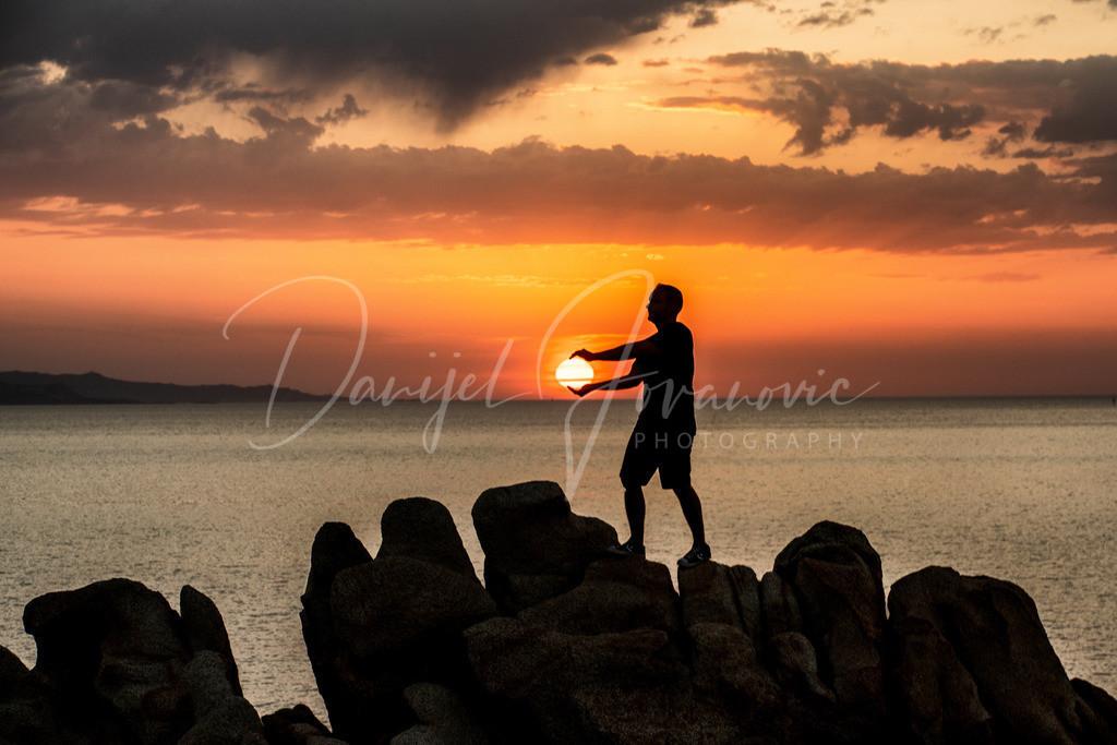 Sunset Sardinia | Sonnenuntergang an der Costa Smeralda
