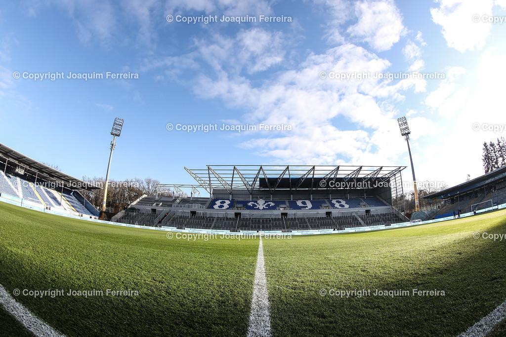 191221svdvshsv_0014 | 21.12.2019 Fussball 2.Bundesliga, SV Darmstadt 98-Hamburger SV emspor, despor  v.l.,  Innenansicht Merckstadion am Böllenfalltor, Gegentribuene    (DFL/DFB REGULATIONS PROHIBIT ANY USE OF PHOTOGRAPHS as IMAGE SEQUENCES and/or QUASI-VIDEO)