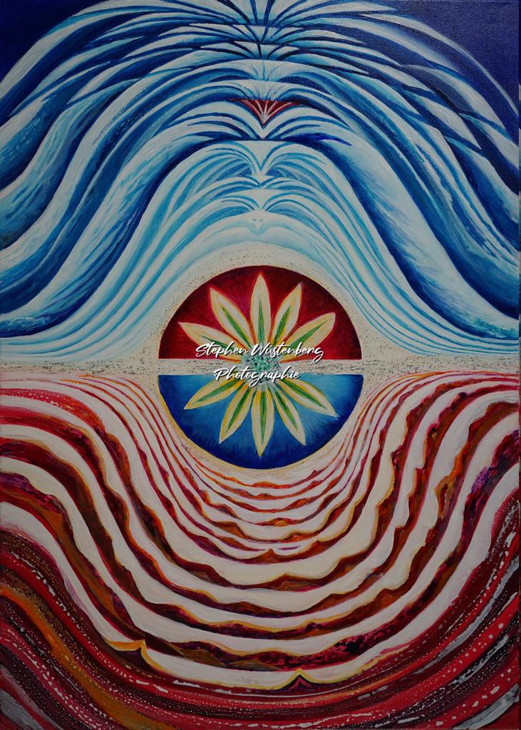 Gingel-0005 Himmelskraft Erdkraft | Roland Gingel Artwork @ Gravity Boulderhalle, Bad Kreuznach  Bilder dieser Galerie sind noch nicht im Verkauf. Wenn Sie Repros erwerben möchten, finden Sie diese in der Untergalerie