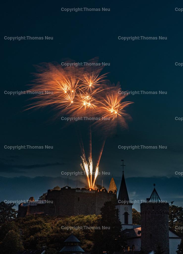 DSC_8552 | Lindenfels, Burgfest Startschuss mit Lampionumzug und Feuerwerk, ,, Bild: Thomas Neu