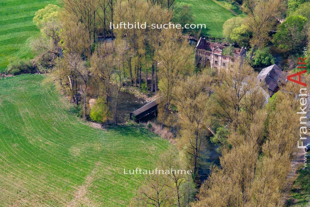 steinenhausen-kulmbach-18-244 | aktuelles Luftbild von Steinenhausen Kulmbach - Luftaufnahme wurde 2018 von https://frankenair.de mittels Flugzeug (keine Drohne) erstellt.
