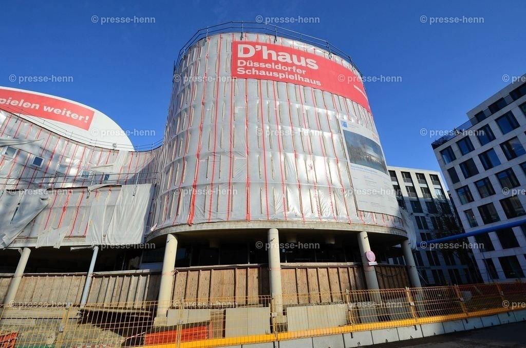 Schauspielhaus | Umbau des Schauspielhauses