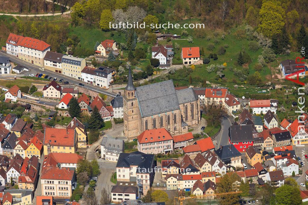 luftaufnahme-kulmbach-2016-6439 | Luftbild von  Kulmbach - Luftaufnahme wurde 2016 von https://frankenair.de mittels Flugzeug (keine Drohne) erstellt - die Geschenkidee