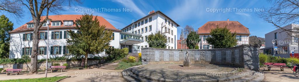 DSC_2671-Pano   bhe,bre,Geppenheim, Landratsamt, altes Gebäude Gräffstraße, ,, Bild: Thomas Neu