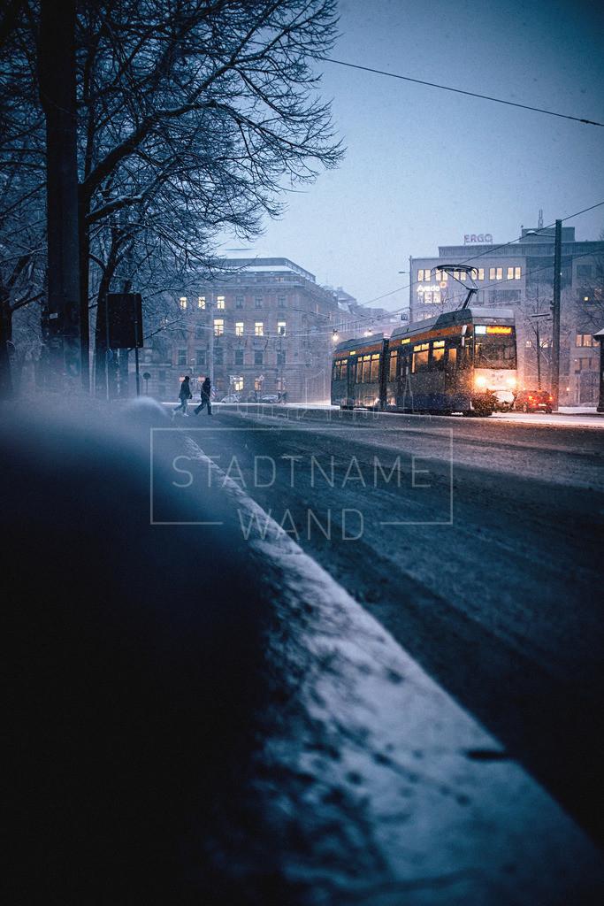 Winter Schnee Leipzig  (2)