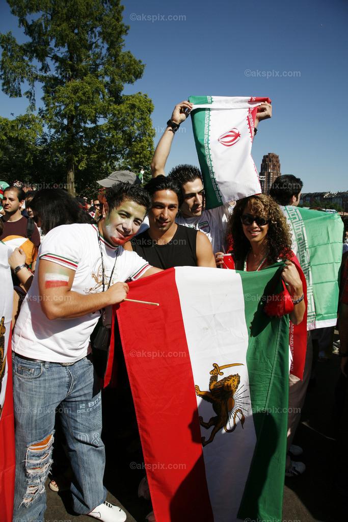 Iran - Mexiko