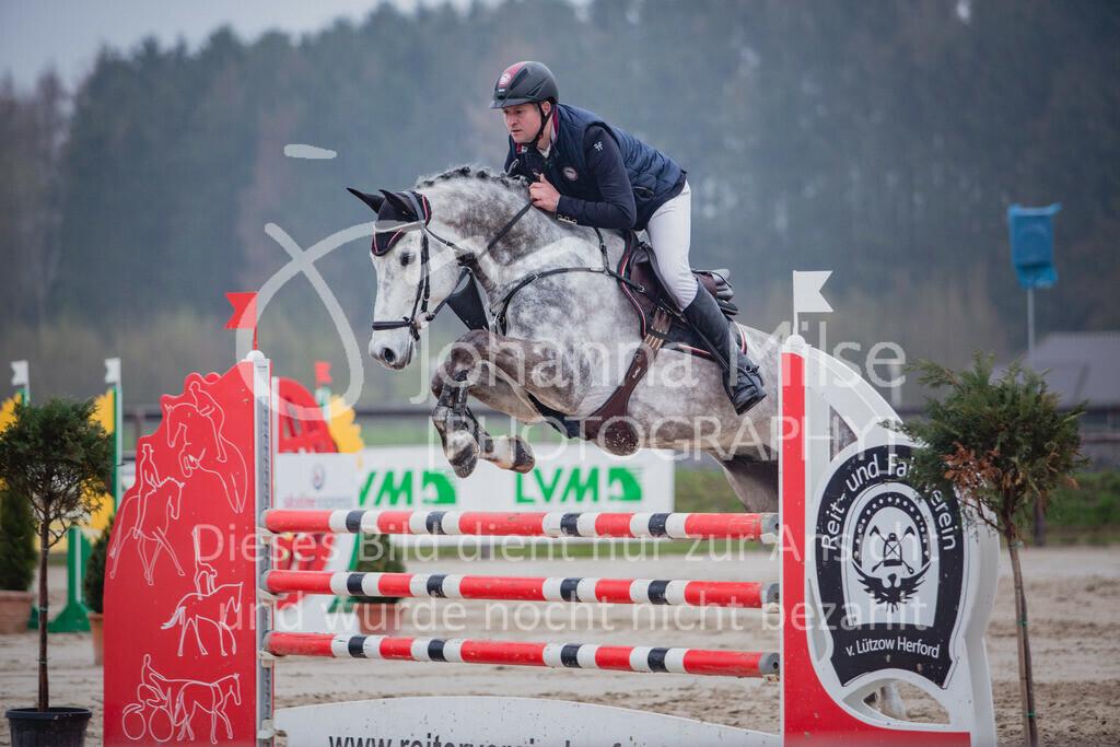 190404_Frühlingsfest_Sprpf-L-125   Frühlingsfest Herford 2019 Springpferdeprüfung Kl. L