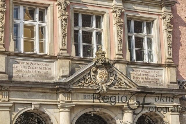 Regierung | Ehemaliges preußisches Regierungsgebäude, 1887-1889 erbaut