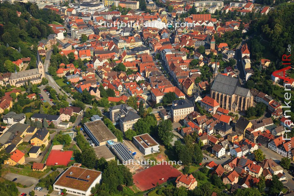 luftbild-kulmbach-2012-2146 | Luftbild von  Kulmbach - Luftaufnahme wurde 2012 von https://frankenair.de mittels Flugzeug (keine Drohne) erstellt - die Geschenkidee