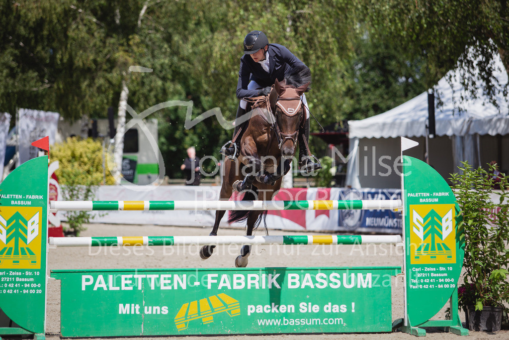 200726_Wohlde_M2-Springen-158 | Late Entry Wohlde Pedersen Sporthorses 26.07.2020 Springprüfung Kl. M** 7jährig + ält. Pferde