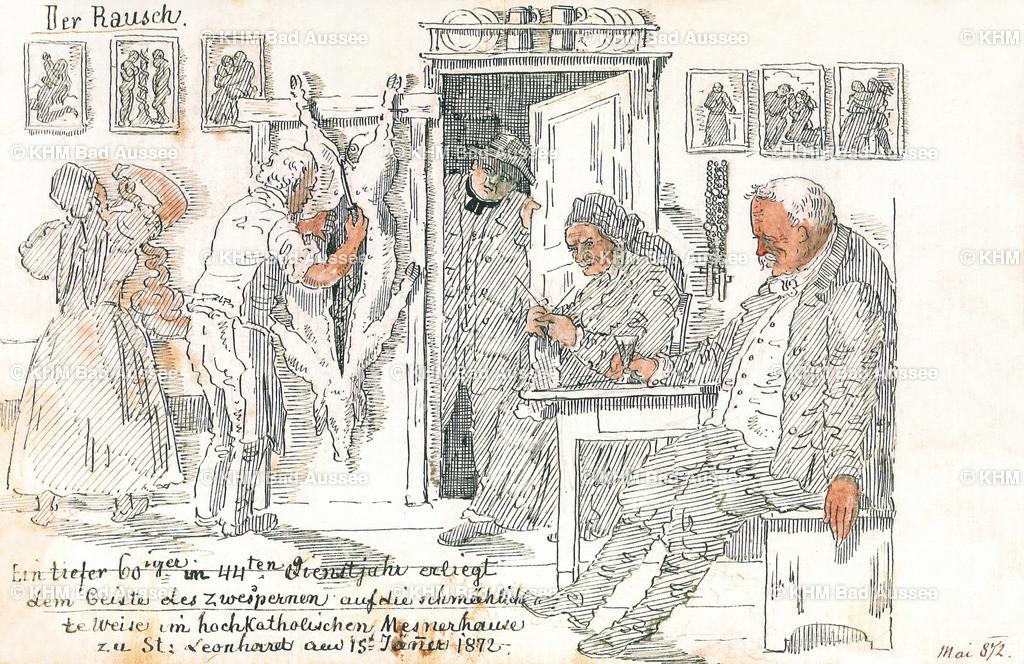 Ritter_B25 | Dem Geiste des Zweschbernen im Messnerhaus erlegen