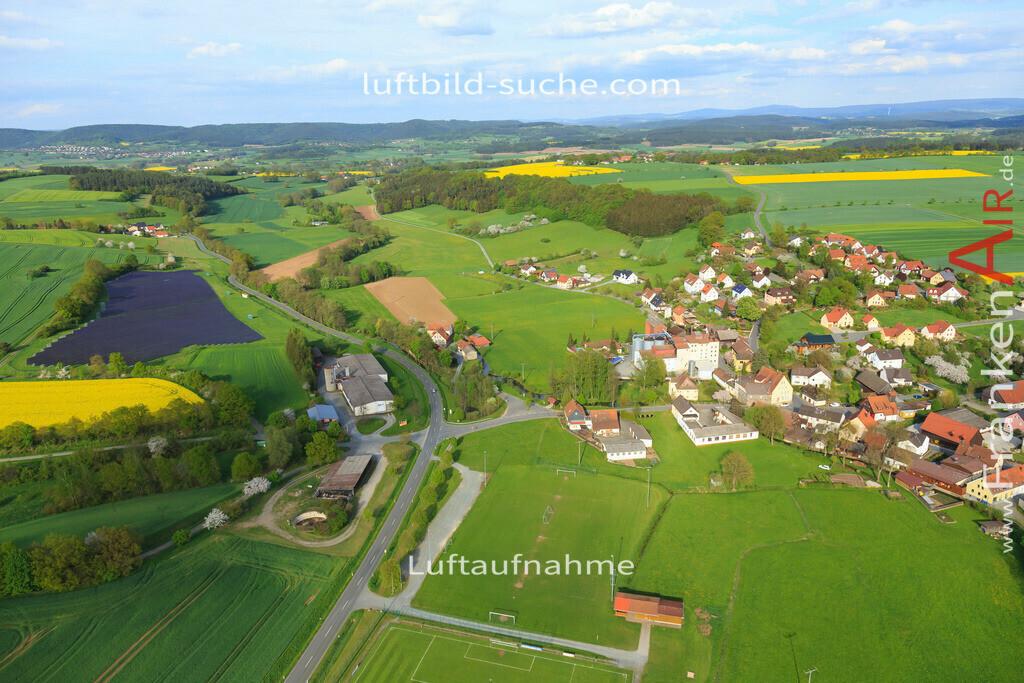 hutschdorf-hutschdorf-2015-3447 | Luftbild von  Hutschdorf - Luftaufnahme wurde 2015 von https://frankenair.de mittels Flugzeug (keine Drohne) erstellt - die Geschenkidee