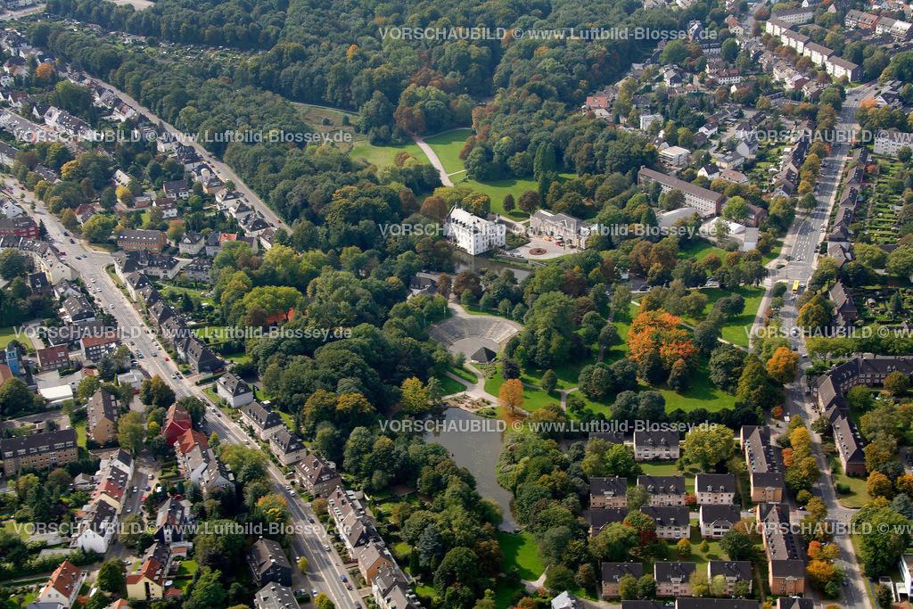 ES10098744 | Schloss Borbeck Renovierung,  Essen, Ruhrgebiet, Nordrhein-Westfalen, Germany, Europa