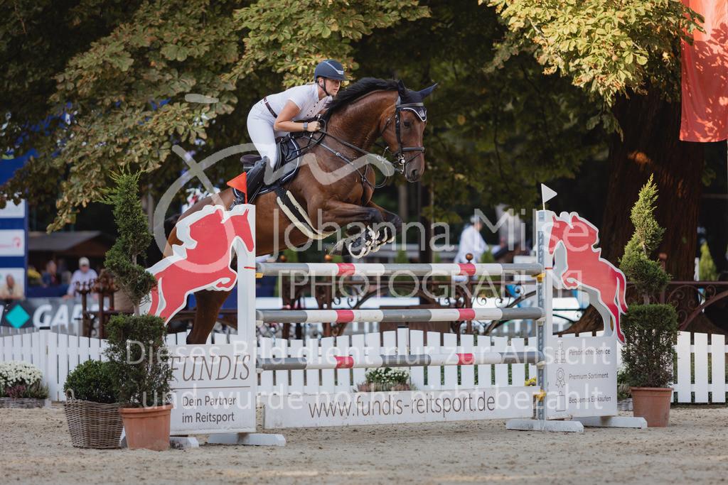 210912_OWLCh_YoungsterTrophy_7j-412 | FUNDIS Youngster Tour (CSIYH1*) 1. Qualifikation für 7jährige Pferde international 1,35m