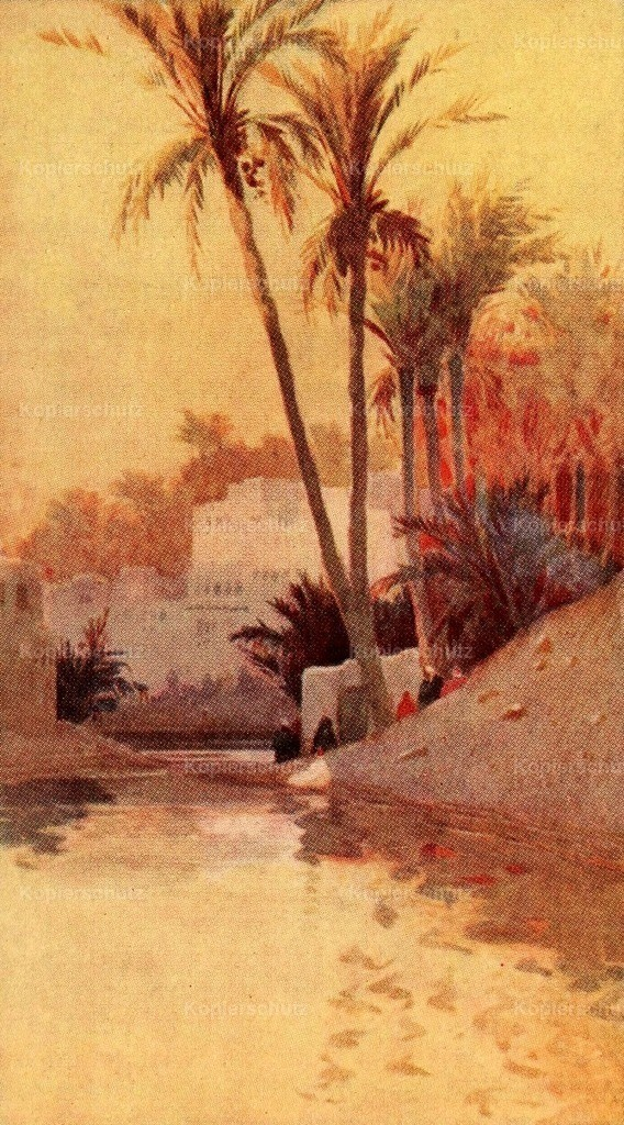 Lamplough_ A.O. (1877-1930) - Egypt _ how to see it 1907 - Bahr-el-Yussuf Canal
