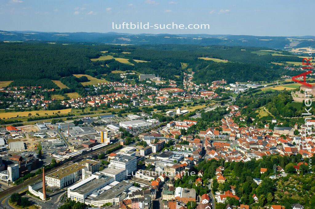 luftaufnahme-kulmbach-2008-464 | Luftbild von  Kulmbach - Luftaufnahme wurde 2008 von https://frankenair.de mittels Flugzeug (keine Drohne) erstellt - die Geschenkidee