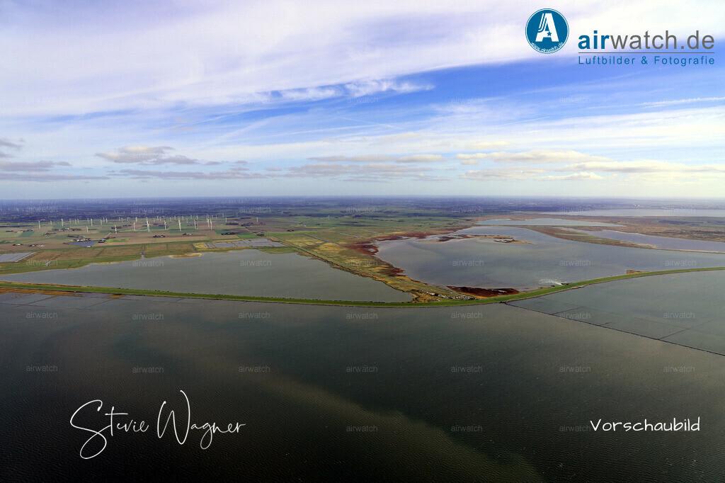 Luftbilder, Nordsee, Beltringharder Koog, Luettmoorsiel, Hattstedtermarsch  | Luftbilder, Nordsee, Beltringharder Koog, Luettmoorsiel • max. 6240 x 4160 pix