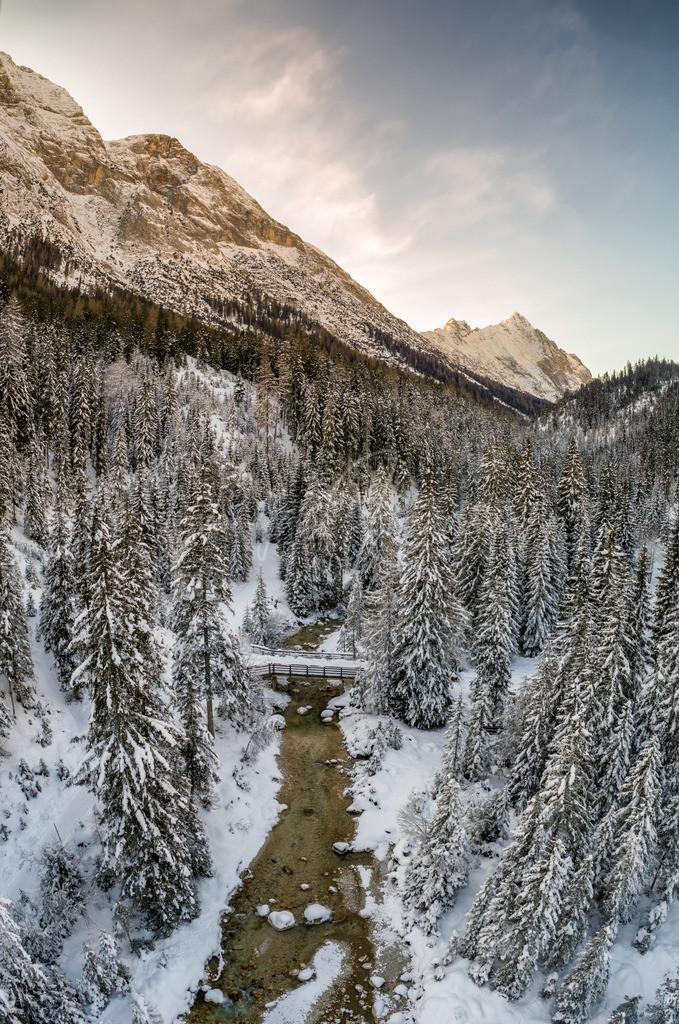 Gaistal | Winter Wonderland im Gaistal