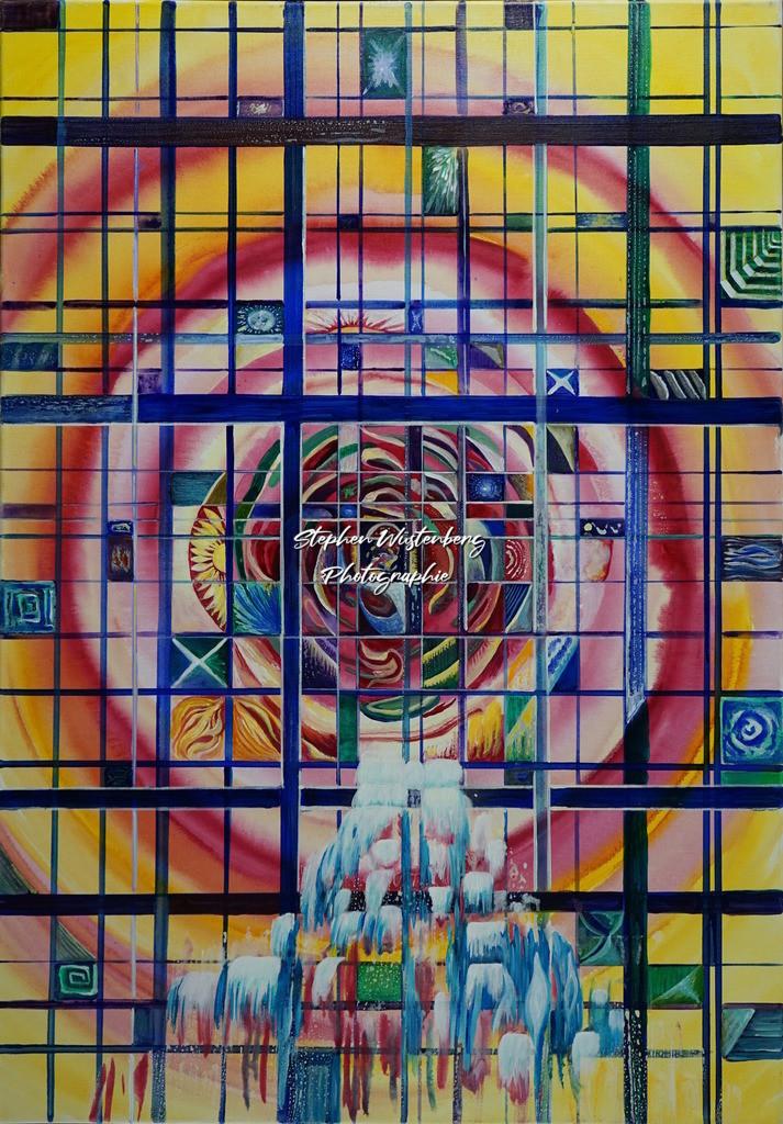 Gingel-0106 | Roland Gingel Artwork @ Gravity Boulderhalle, Bad Kreuznach