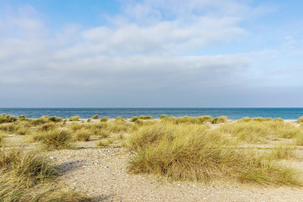Strand auf Fehmarn   Strand auf Fehmarn in der Nähe des Niobe Denkmals