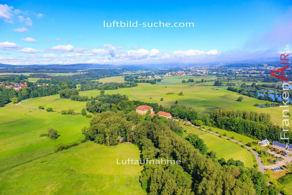 kulmbach-2016-3424 | Luftbild von  Kulmbach - Luftaufnahme wurde 2016 von https://frankenair.de mittels Flugzeug (keine Drohne) erstellt - die Geschenkidee