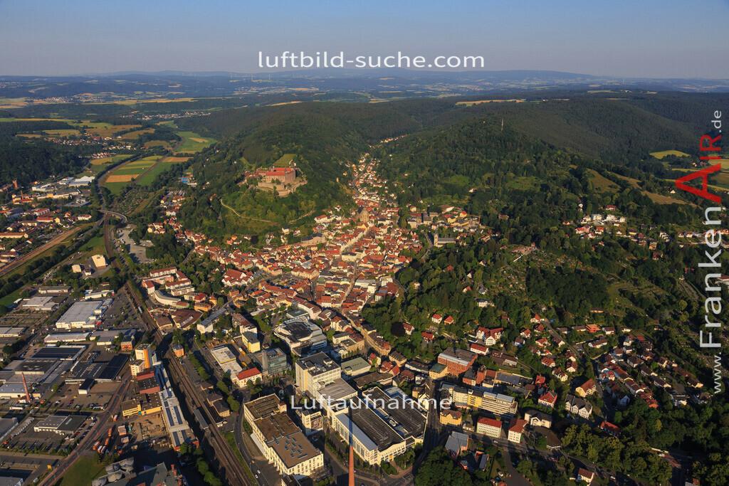 kulmbach-2015-1794 | Luftbild von  Kulmbach - Luftaufnahme wurde 2015 von https://frankenair.de mittels Flugzeug (keine Drohne) erstellt - die Geschenkidee