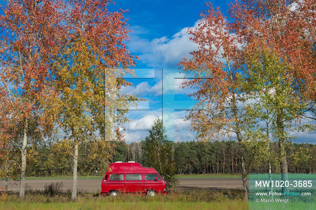 MW1020-3685 | Deutschland | Brandenburg | VW T3 Westfalia Atlantic | Mit dem Bulli unterwegs in Deutschland  ** Feindaten bitte anfragen bei Mario Weigt Photography, info@asia-stories.com **
