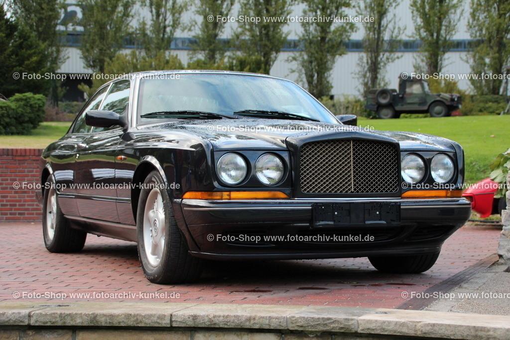 Bentley Continental R Coupé 2 Türen, 1996 | Bentley Continental R Coupé 2 Türen, schwarz, BJ 1996, Bauzeit des Continental R: 1991-2002, GB, UK