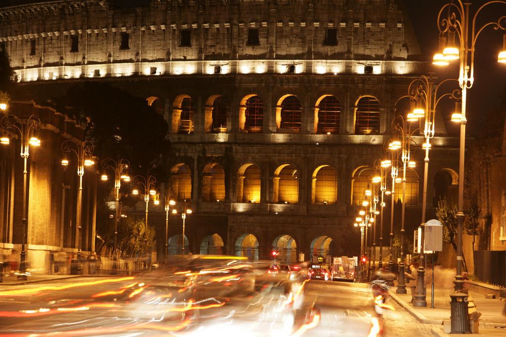 Colosseo   Italien, Rom Kolloseum,