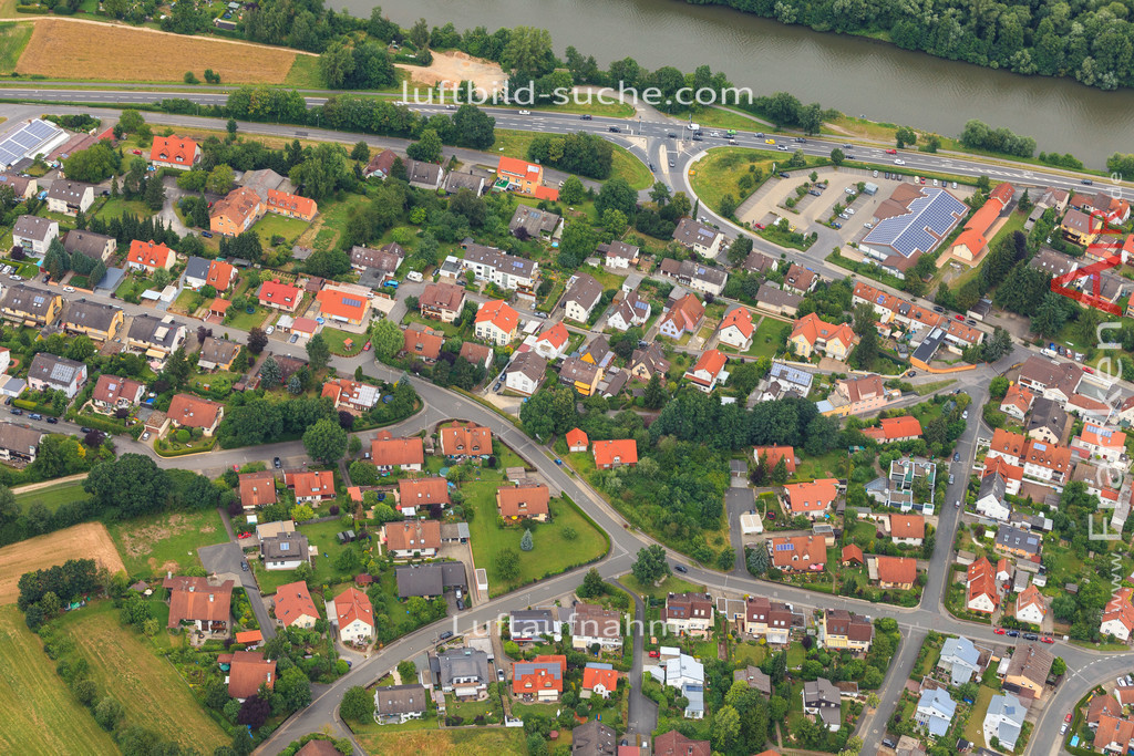 luftbild-bischberg-2016-7342 | Luftbild von  Bischberg - Luftaufnahme wurde 2016 von https://frankenair.de mittels Flugzeug (keine Drohne) erstellt - die Geschenkidee