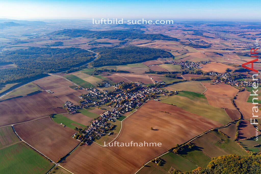 buch-am-forst-lichtenfels-18-691   aktuelles Luftbild von Buch-am-forst Lichtenfels - Luftaufnahme wurde 2018 von https://frankenair.de mittels Flugzeug (keine Drohne) erstellt.