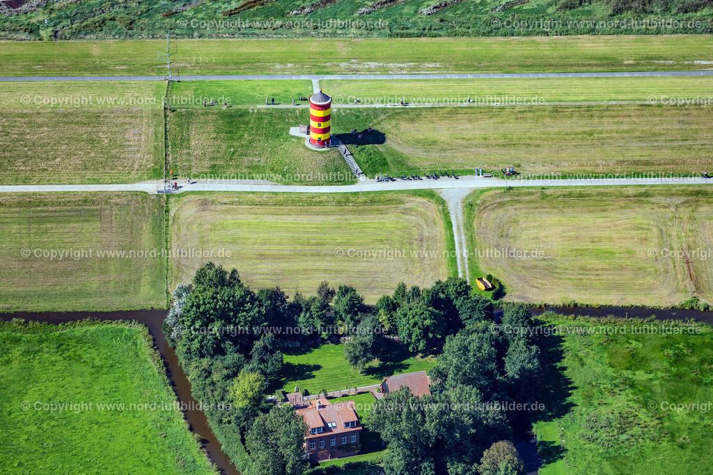 Pilsum_Leuchtturm_ELS_7437080921 | KRUMMHöRN 08.09.2021 Leuchtturm als historisches Seefahrtzeichen