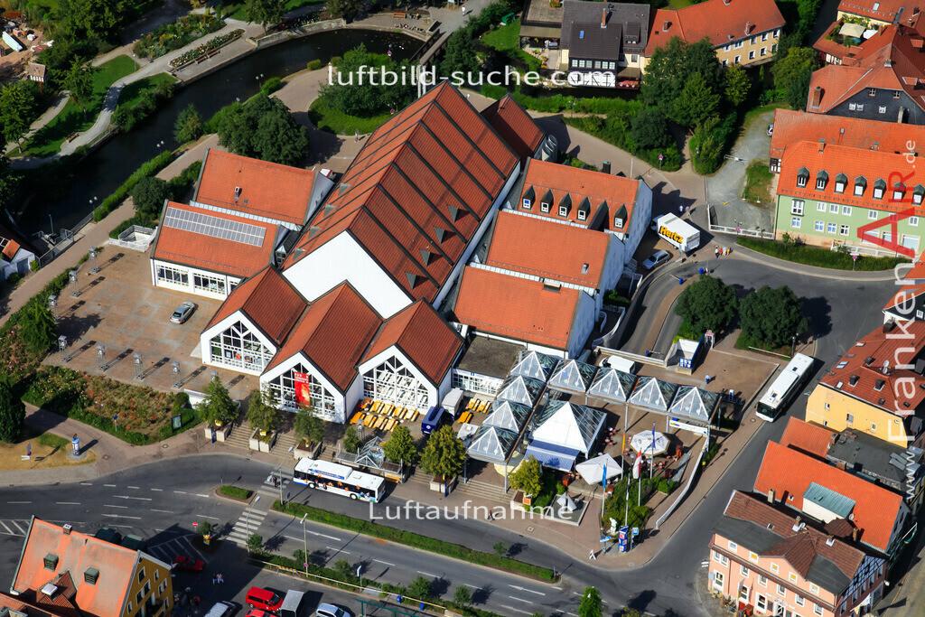 luftbild-kulmbach-2009-1463 | Luftbild von  Kulmbach - Luftaufnahme wurde 2009 von https://frankenair.de mittels Flugzeug (keine Drohne) erstellt - die Geschenkidee