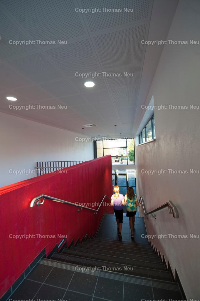 _D7N0029 | 0909,neue Turnhalle Goethegymnasium Bensheim, Bild: Thomas Neu