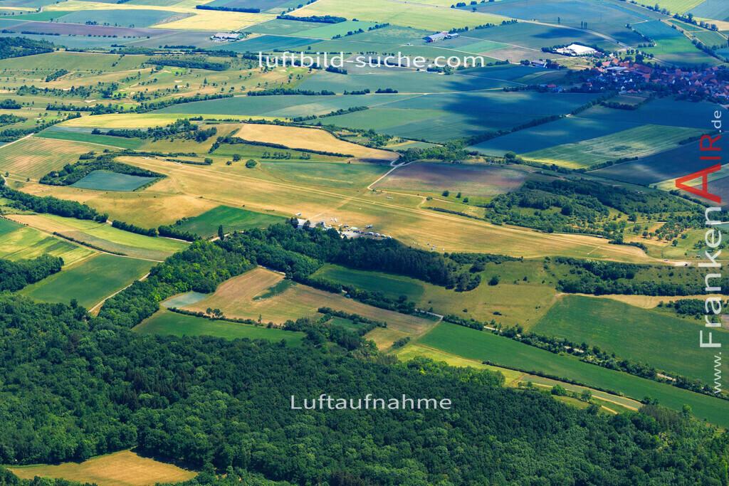 ergersheim-2015-1600 | Luftbild von  Ergersheim - Luftaufnahme wurde 2015 von https://frankenair.de mittels Flugzeug (keine Drohne) erstellt - die Geschenkidee