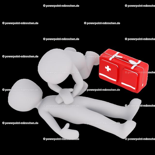 first aid with heart pressure | Quelle: https://3dman.eu   Jetzt 250 Bilder kostenlos sichern