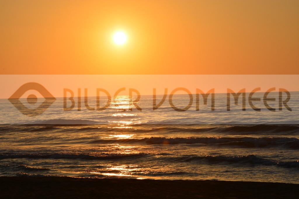 Bilder vom Meer | Sonnenaufgang am Meer