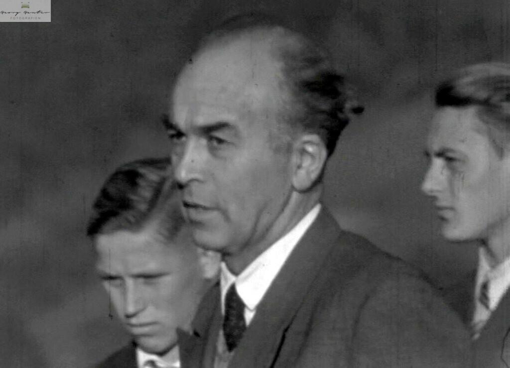 Maria Frieden Einweihung 1946-1