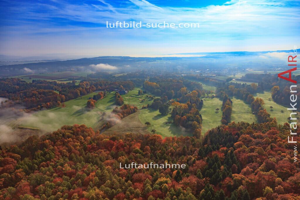 golfplatz-oberfranken-thurnau-17-5987 | Luftbild von Golfplatz-oberfranken Thurnau - Luftaufnahme wurde 2017 von https://frankenair.de mittels Flugzeug (keine Drohne) erstellt - die Geschenkidee