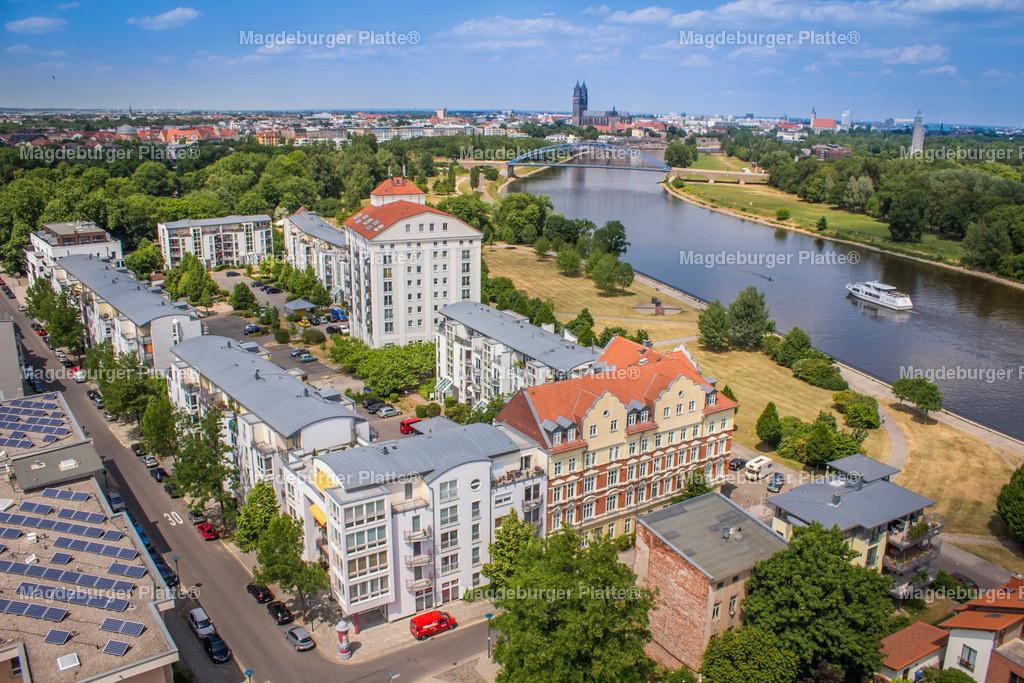 Luftbilder Magdeburg Buckau Speicher-2842