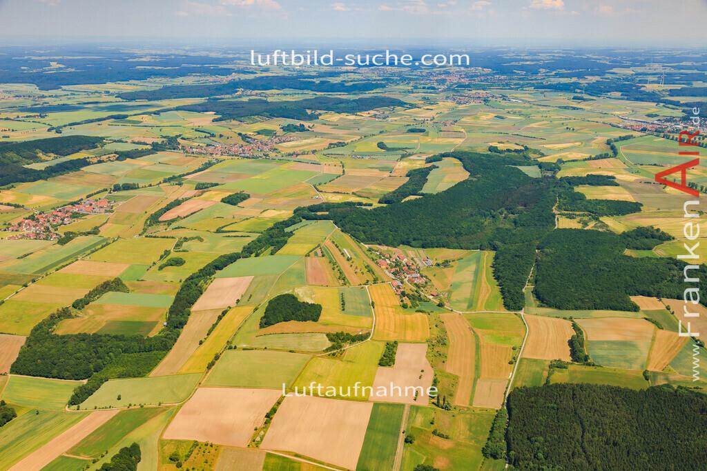 luftbild-ipsheim-2015-4709 | Luftbild von  Ipsheim - Luftaufnahme wurde 2015 von https://frankenair.de mittels Flugzeug (keine Drohne) erstellt - die Geschenkidee