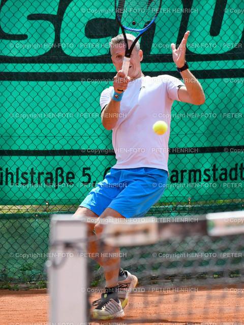 Tennis Regionalliga Herren 50 SG Arheilgen - TC Rot-Weiss Kaiserslautern copyright by HEN-FOTO | Tennis Regionalliga Herren 50 SG Arheilgen - TC Rot-Weiss Kaiserslautern Christoph Schmieder SGA copyright by HEN-FOTO Foto: Peter Henrich